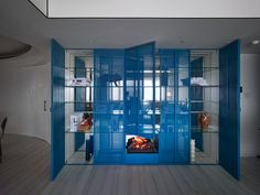 Vivid color by Waterfrom Interior design Taiwan