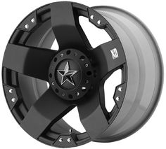 Rockstar Rims by XD Series Wheels... Need these on my silverado AND my horse trailer!!!