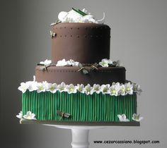 Gianduia Cake