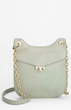 "I will deff be getting this bag! One of my fav designers with a ""Megan"" handbag! Of course!!!!  Tory Burch 'Megan' Crossbody Bag 
