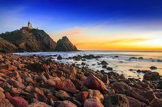 Cabo de Gata  Almería Spain - http://www.lonelyplanet.com/spain/andalucia