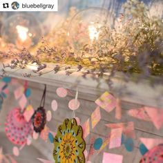 #Repost @bluebellgray with @repostapp ・・・   We had to share this beautiful photo by the wonderful Bluebellgray of our handmade marbled garlands & cute printed wooden decorations from the lovely Ellie at @eastendpress (which are stocked in BBGs Glasgow showroom!) - we have met such amazing people during this our 1st year of Paper Street Dolls & we are so thankful for their kindness, advice & support ❤️