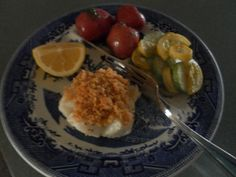 Baked Cod With Cracker Topping  http://pattyandersonsblog.blogspot.com/2013/04/baked-cod-with-cracker-topping.html