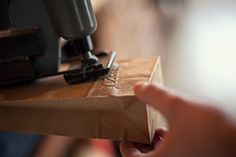 Embossed stamp