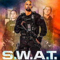 Lina Esco, Shemar Moore Shirtless, Sherman Moore, Swat Police, Derek Morgan, Cop Show, Photo Grouping, Chicago Pd, Me Tv