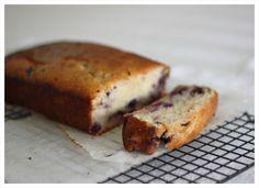 Blueberry lemon yoghurt cake for afternoon tea | a splash of vanilla