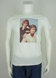 1974 Scooby Doo T-Shirt NOS Vintage Retro White