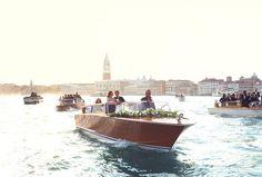 Alexander Gilkes Misha Nonoo celebrate with a Venetian wedding-Wmag