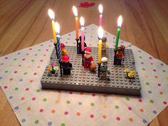 Lego Geburtstagskerzen