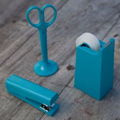 Turquoise Office Accessories   For My New Office?