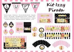 Izzy Pirata - Kits Imprimibles Natalia Nachu Cia - https://www.facebook.com/pages/Natalia-Nachu-Cia/134298580103766?ref=stream_location=timeline