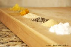 spice blend dry rub for chicken | TheCubanReuben.com