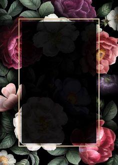 10 Super Creative Wedding Invites For Ideas Framed Wallpaper, Phone Wallpaper Images, Flower Background Wallpaper, Cute Wallpaper Backgrounds, Flower Backgrounds, Cute Wallpapers, Iphone Wallpaper, Pretty Phone Wallpaper, Floral Wallpapers