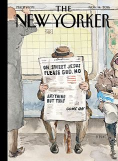 """New Yorker"" - Etats-Unis DTrump                                                                                                                                                                                 Plus"