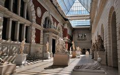El Museo Metropolitano de Arte, uno de los mejores museos del mundo, puso en línea para su descarga gratuita 375 libros de arte
