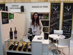 Marqués de Terán presenta las nuevas añadas de sus vinos en las principales ferias y salones internacionales
