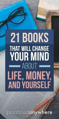 If you're looking to change your mindset about big things in your life, these 21 books are a great way to start. Check our board for a nice mix of motivational and business books to read! Reading Lists, Book Lists, Reading Books, Life Changing Books, Personal Development Books, Inspirational Books, Best Motivational Books, Book Nerd, Great Books