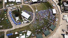 #jazzfest #frenchquarter #neworleans #bigeasy #cresentcity #rain1dog #rain1dogproductions #phantom3 #phantom3advanced #dji #drone #aerialphotography #amazingpictures by rain13dog