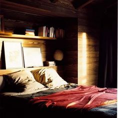 Bedroom in a Chalet...zzzzzz