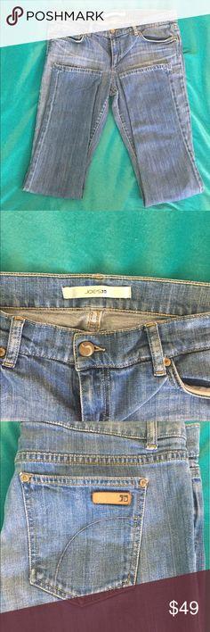 Joe's Cigarette Jeans Joe's super skinny cigarette fit jeans.  Great condition, size 31. Joe's Jeans Jeans Skinny