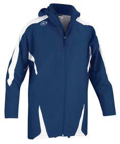 aa1acbc26 Xara Men s Real Rain Jacket - Goal Kick Soccer - 3 Dog Raincoat