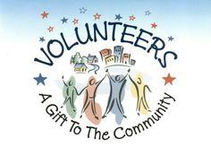 Volunteer Recognition Day - April 20, 2012 -
