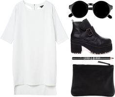 """""""Untitled #183"""" by luxe-ocean ❤ liked on Polyvore"""