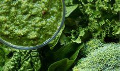 Zeleninové smoothie na zimu