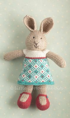 Cute little bunny.....billie by littlecottonrabbits, via Flickr