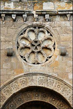 Iglesia de San Juan de la Puerta Nueva ,Zamora, Spain