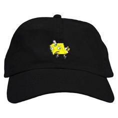 SpongeBob Meme SpongeMock Dad Hat