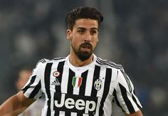TEAM NEWS: Khedira starts for Juventus against Napoli