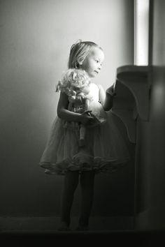 princess with her princess