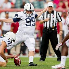 Sports: Penn State Football Player Shares Struggle With Eating Disorder