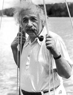 18 Photos Of Albert Einstein Being Super Chill -- Your favorite theoretical physicist was also one cool dude. Albert Einstien, Nobel Prize In Physics, Modern Physics, Theory Of Relativity, E Mc2, Albert Einstein Quotes, Albert Einstein Pictures, Physicist, Belle Photo