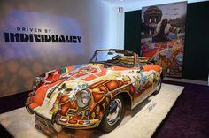 Venduta a 1.760.000 dollari la Porsche 356 di Janis Joplin