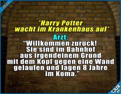 Alternatives Ende von Harry Potter x.x #fies #Kindheit #nurSpaß #PotterLiebe #Humor #lustigeBilder #Sprüche #lachen #Statusbilder