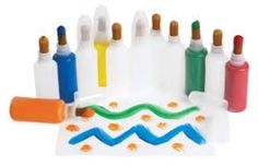 Kids love to paint and with these Easy Squeeze Bottle Brushes, painting is super easy and virtually mess-free with our innovative plastic bottle brushes!The shape of the bottles is perfect for littlehands to grip and works on fine motor skill development, colours recognition and creative play. Simply fill with paint, give a little squeeze and start painting!