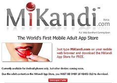 Mikandi Adult Android Apps