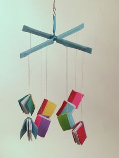 For the little reader in your life #DIY #baby