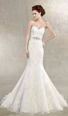 Kitty Chen 2013 Bridal Collection   My Dress Of The Week by Belle The Magazine