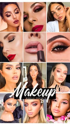 Makeup Kit, Beauty Makeup, Eye Makeup, Prom Makeup Looks, Maybelline, Nyx, Photoshop Me, Makeup Samples, Face Facial
