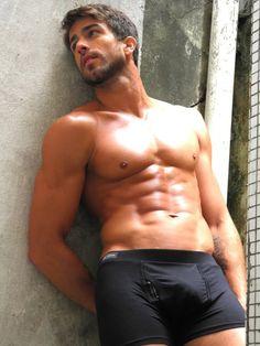 this man, erasmo viana, eye candi, gorgeous men, men underwear, hot guy, hotti, sexi men, hot men