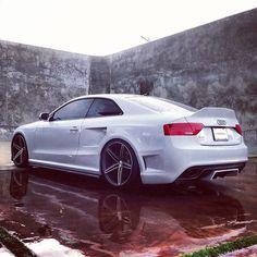 Audi - thing of beauty
