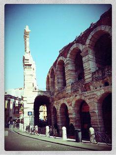 Arena di Verona - Verona, Italy