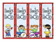 rockstar bookmarks