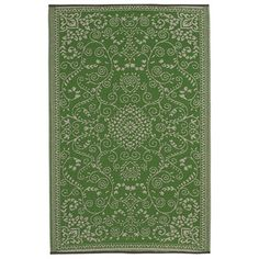 Found it at Wayfair.co.uk - World Hand-Woven Green Indoor/Outdoor Area Rug