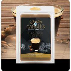 Hazelnut Coffee Tart