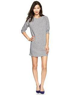 Marled sweatshirt dress | Gap | $50