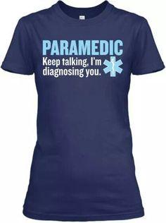Keep talking im diagnosing